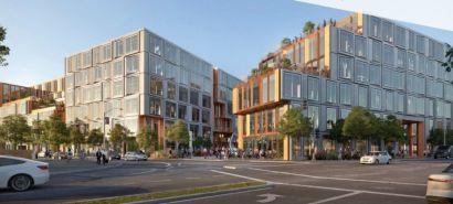 Tech mega-campus getting underway in downtown San Jose