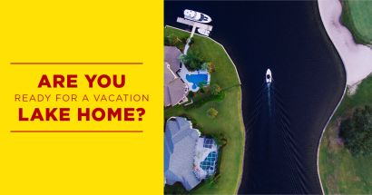 Should You Fish For a Lake House?