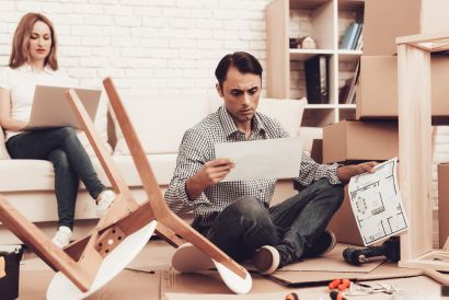 Stick to your New Home Furnishing Budget