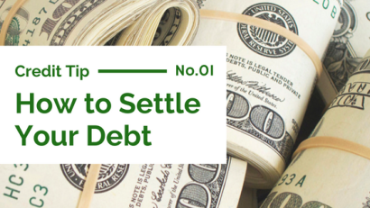 How to Settle Your Debt