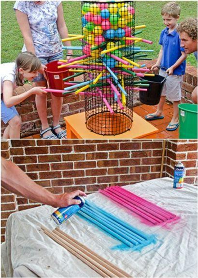 Backyard Summer Fun
