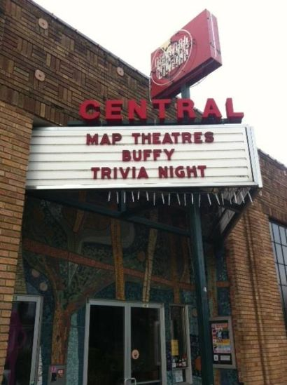 Eats You Can't Beat: Central Cinema
