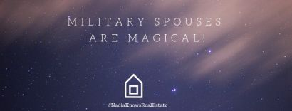 May is Military Spouse Appreciation Month!