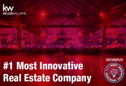 Keller Williams Named Among Fast Company's Most Innovative Companies