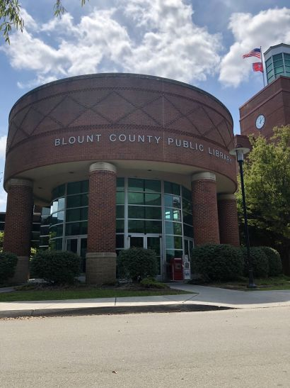 Blount County Spotlight: The Blount County Public Library