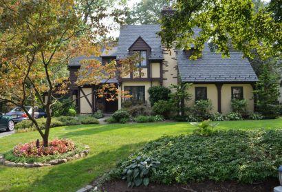 The Diversity of Millburn-Short Hills Architecture
