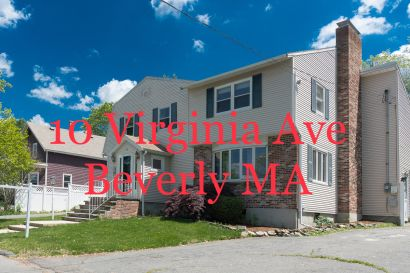 10 VIRGINIA AVE BEVERLY MASSACHUSETTS 01915