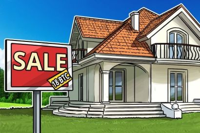 Can you buy a house with Bitcoin?