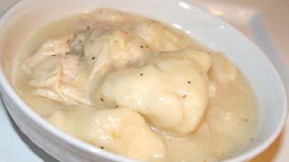 Salmonella and Dumplings
