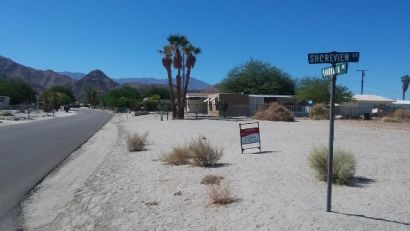 New Listing in Desert Shores/Salton Sea area