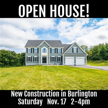 Burlington Open House