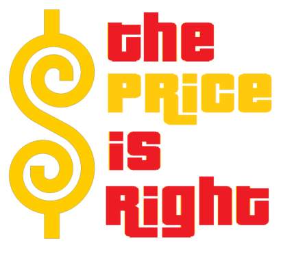 Let's price it right to begin with