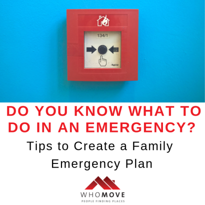 Do You Have a Family Emergency Plan?