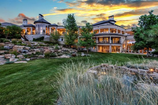 9 Homes of the Rich and Famous in Douglas County Colorado