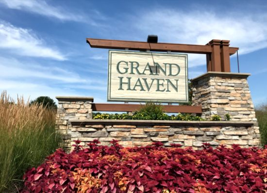 Grand Haven, Romeoville, Homes and Townhomes for Sale