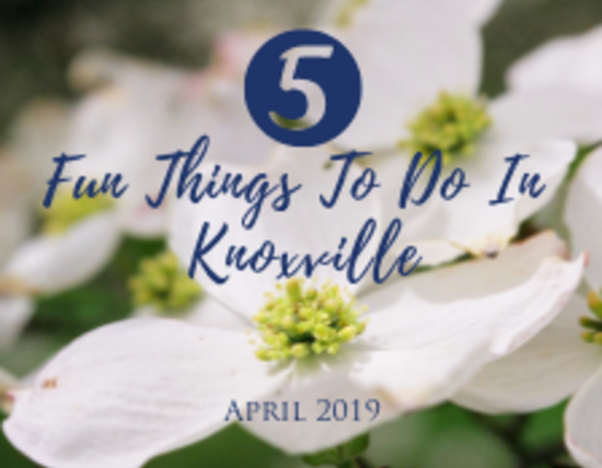 5 Fun Things To Do In Knoxville This April