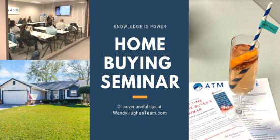 Home Buyer's Seminar | April 18th