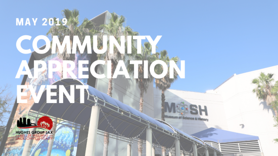 May 2019 Community Appreciation Event