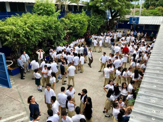 One Week in El Salvador