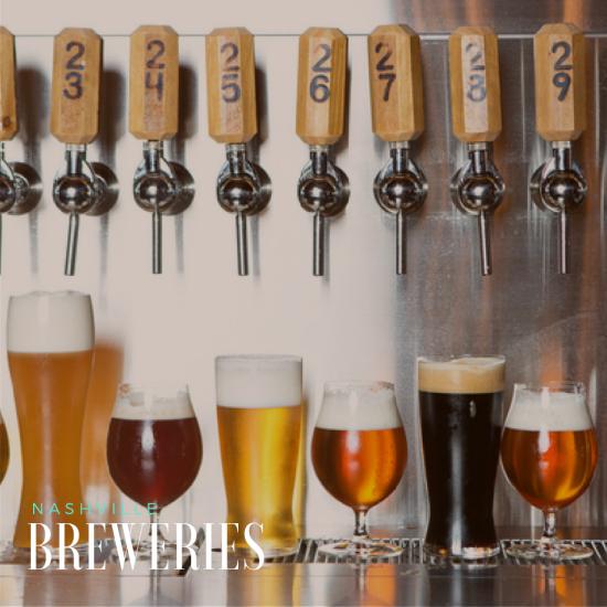 Top 10 Breweries in Nashville