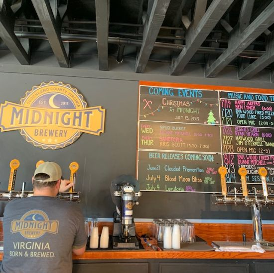Local Business Spotlight: Midnight Brewery
