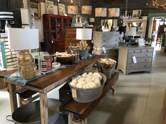 Local Antique and Upcycled Furniture Shops We Love