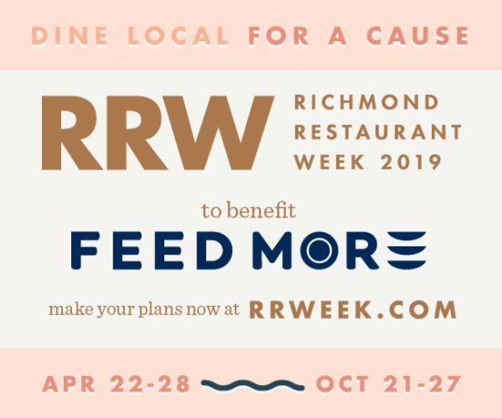 Richmond Restaurant Week Starts TODAY