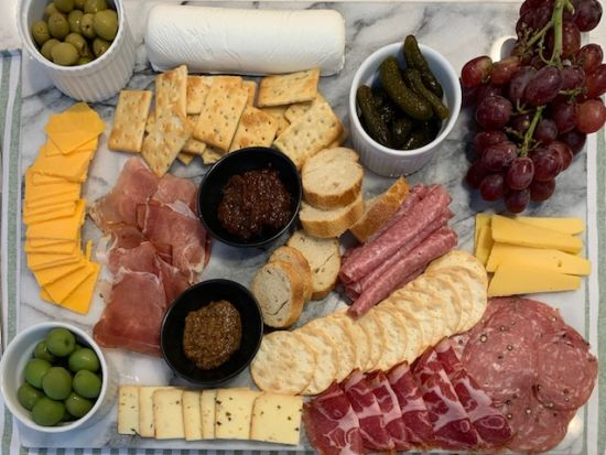 Laura's Tips to Create a Charcuterie Board