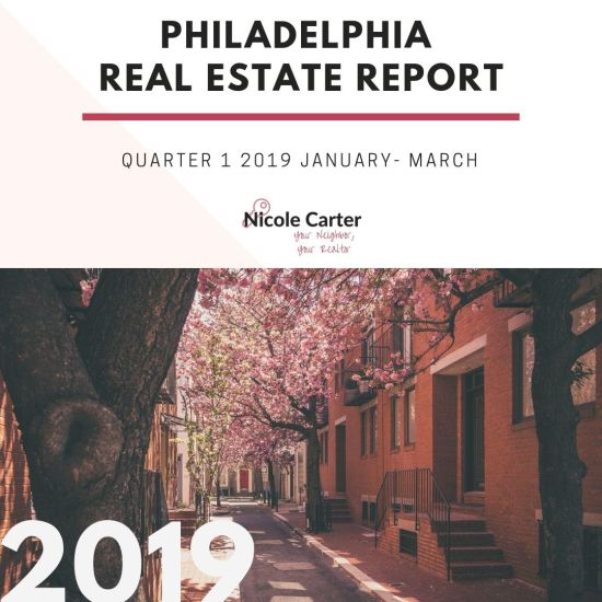 Philadelphia Real Estate Report Quarter 1 January-March