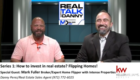 Series 1 How to invest in real estate? House Flipping!