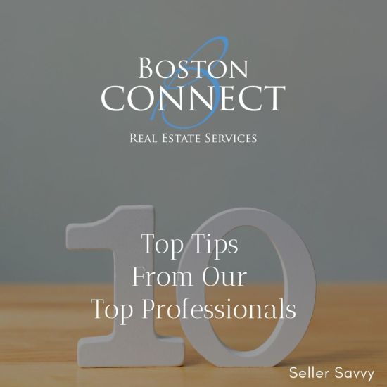 Top Seller Tips From Our Top Professionals