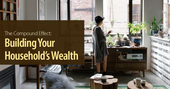 ​The Compound Effect: Building Your Household's Wealth