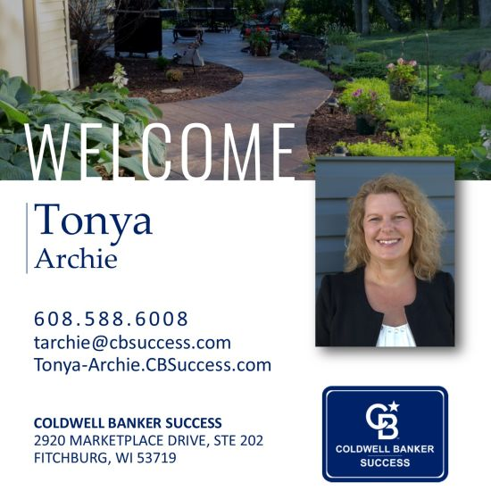 Please Welcome Tonya to CB Success!