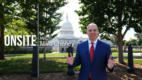 Onsite with Matt Cheney EP12: Capitol Hill