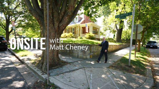 Onsite with Matt Cheney EP13: AU Park