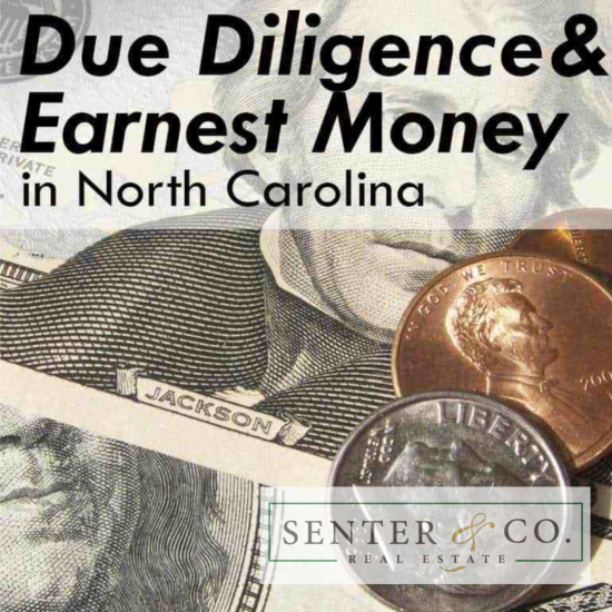 Due Diligence Vs Earnest Money Deposit