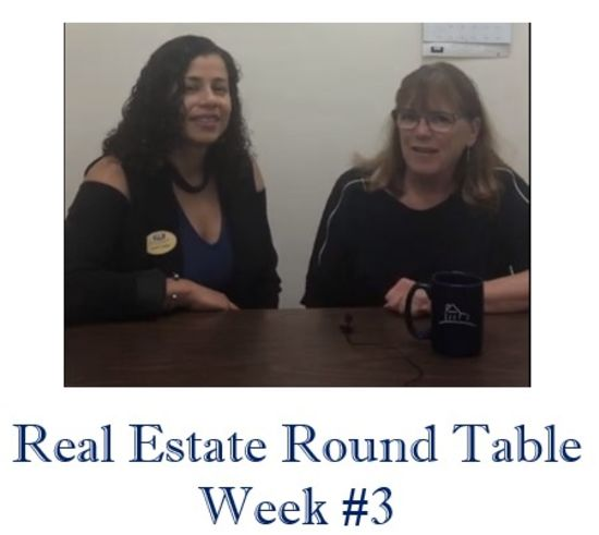Round Table Weekly Chat #3