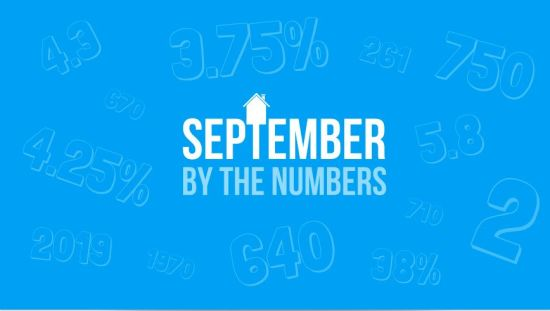 September by the Numbers