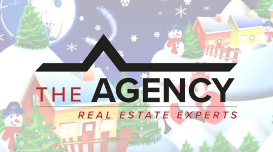 Santa is Coming to The Agency!