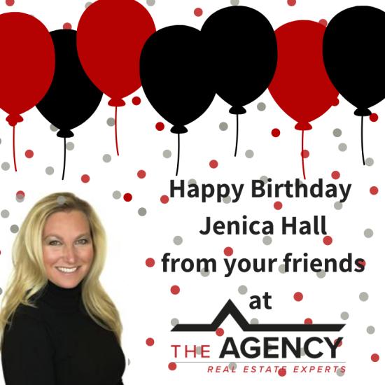 Happy Birthday, Jenica!