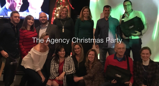 The Agency Christmas Party