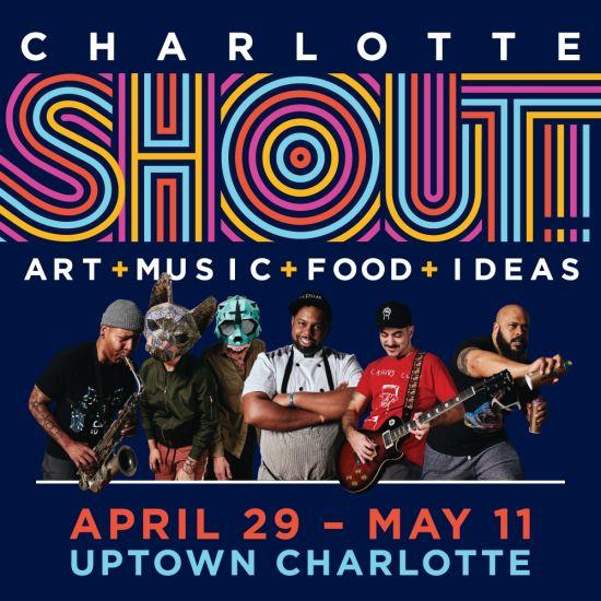 Charlotte SHOUT!