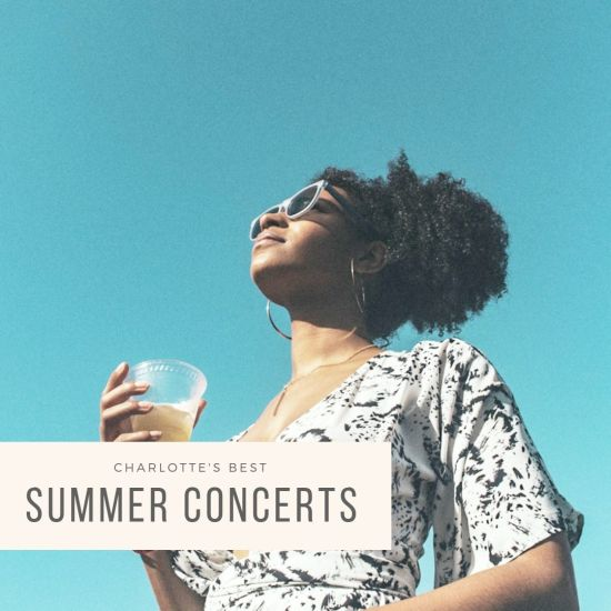Charlotte's Top Summer Concerts
