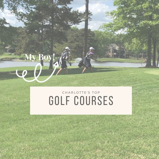 Charlotte's Top Golf Courses