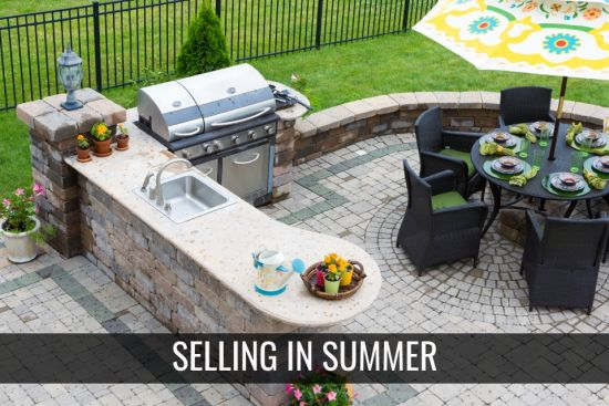 Hot Tips for Selling Your Home this Summer