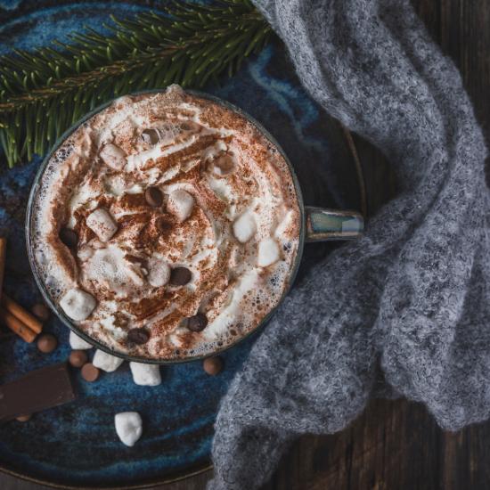 Crockpot Hot Chocolate | Seasonal Recipes
