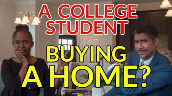 Can a College Student Purchase a Home?