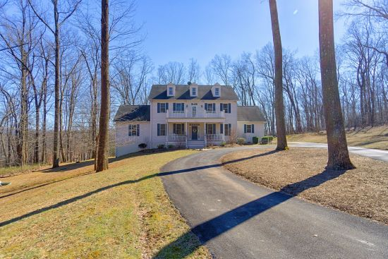 Stunning custom colonial new to the market