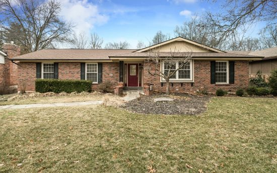 4-BEDROOM RANCH FOR SALE IN BALLWIN MO
