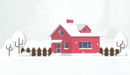 Tips For Staging Your Home This Winter
